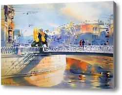 Картина Банковский мостик