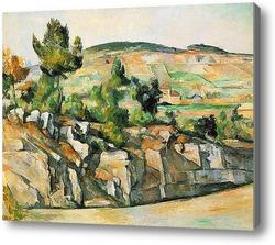 Картина Cezanne042