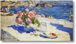 Картина На берегу моря