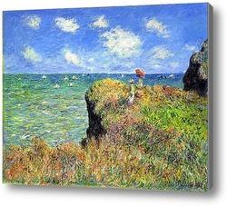 Картина Около моря