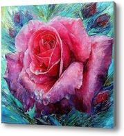 Картина Утренняя роза
