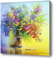 Картина Цветочная серенада