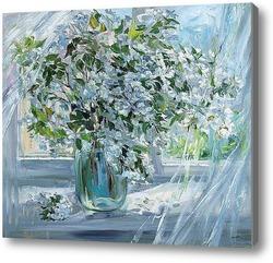 Картина Яблоневый цвет