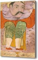Картина Гог с воротником гор