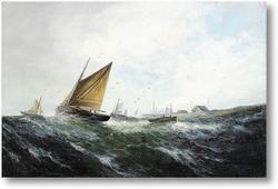 Картина Морской мотив