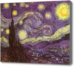 Купить картину Звезды в ночи