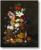 Картина Викторианский букет