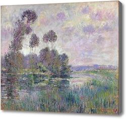 Купить картину Река в Нормандии
