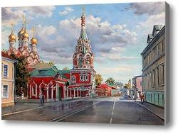 Картина Улица Дмитровка