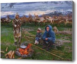 Картина День оленя