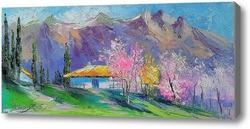 Картина Весенний Крым