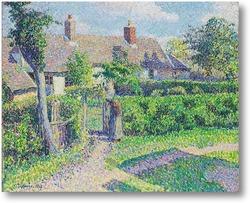 Картина Крестьянский дом.Эраньи