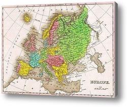 Картина Европа