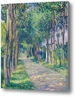 Купить картину Эстафета на дороге под солнцем