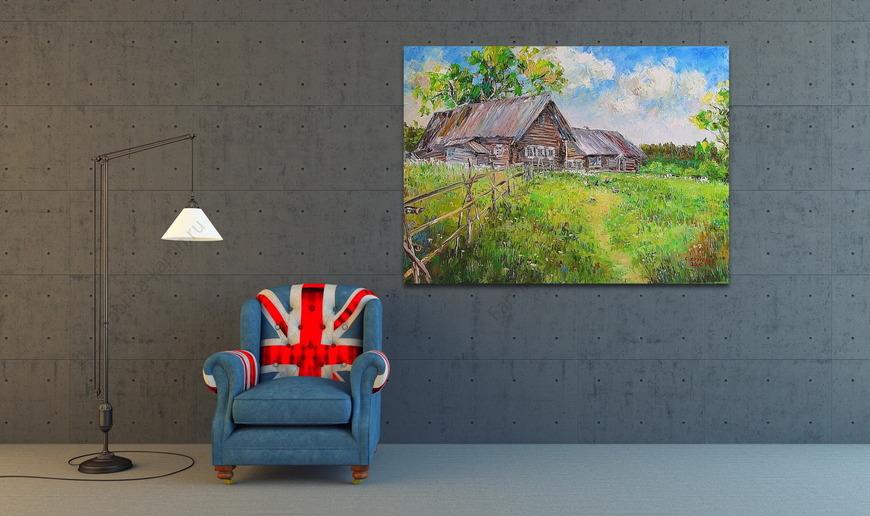 Картина Круглова Светлана