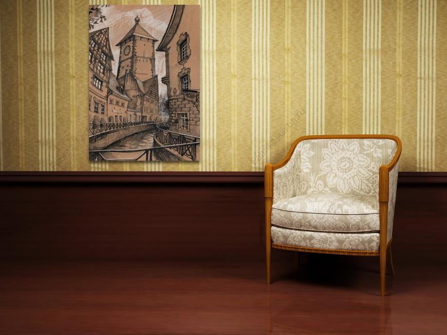 Картина Фрайбург