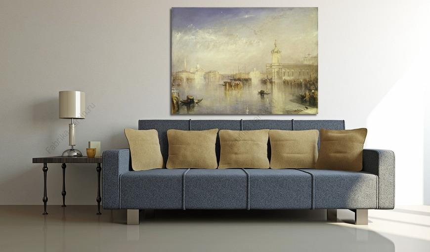 Картина Доджено, Сан Джорджо и Цителла. В шаге от Европы.
